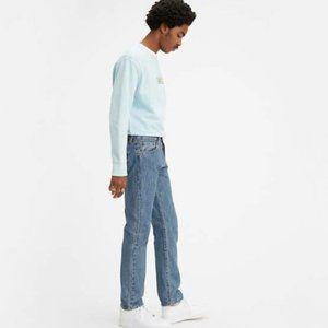 Levi's 501 Original Jeans Mens 33x30 Stonewash